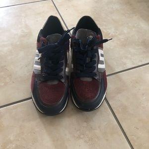 Versace sneakers sz 10